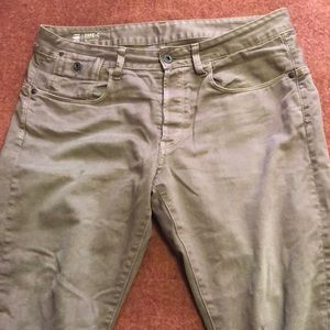 G Star Raw Men's Type C 3D Tapered Jeans 34x32